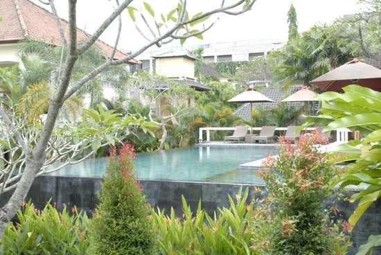 piscine d bordement picture of pertiwi resort spa ubud tripadvisor. Black Bedroom Furniture Sets. Home Design Ideas