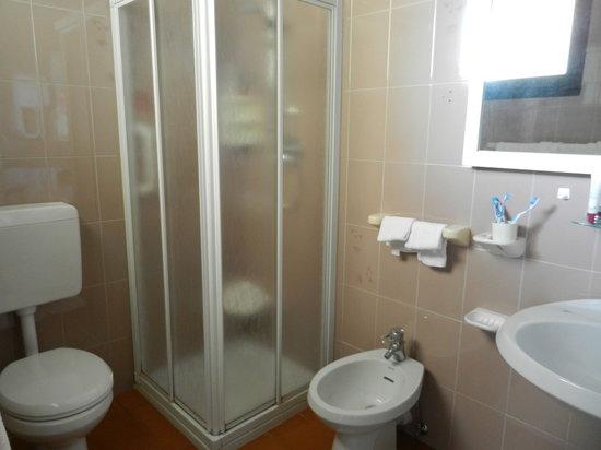 Atlantic Terme Natural Spa & Hotel : bagno