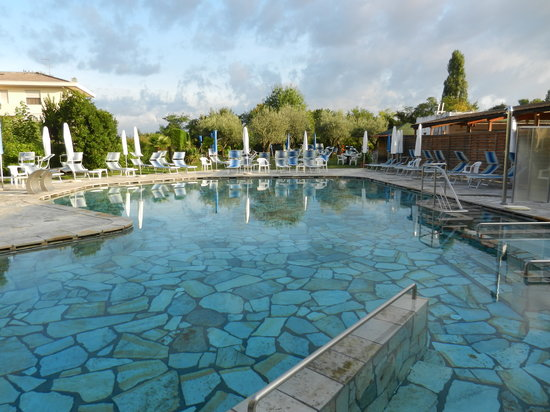 Atlantic Terme Natural Spa & Hotel: piscina