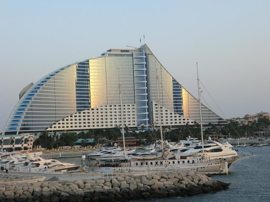 Best hotel ever picture of jumeirah beach hotel for The best hotel ever