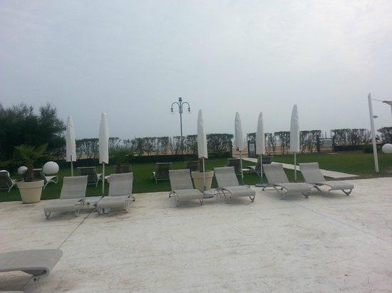 Adriatic Palace Hotel: Pool