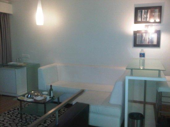 St Laurn Suites : Living