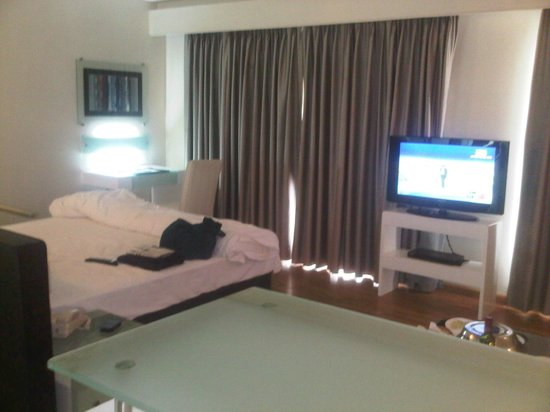 St Laurn Suites: Bedroom