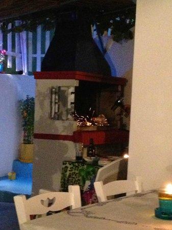 Taverna Zia No Stress: Alla brace