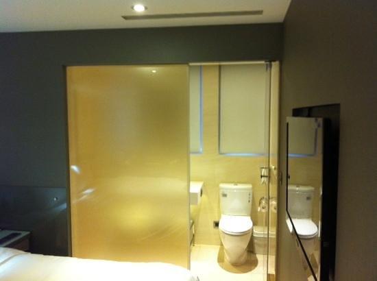 Beauty Hotels Taipei - Hotel B6: toilet