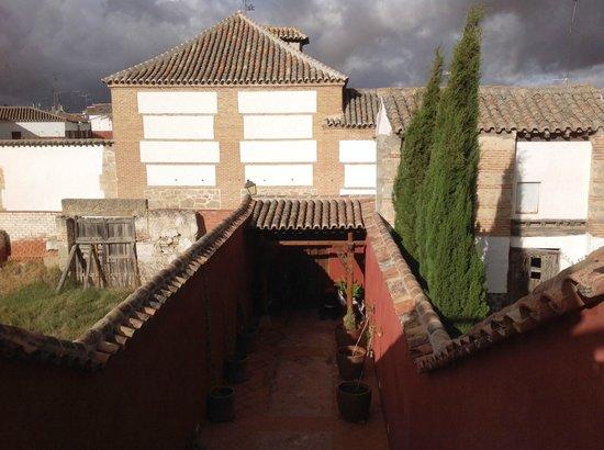 Casa Rural La Puerta Mora: Desde la entrada