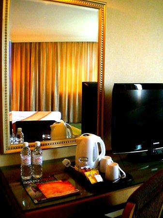 Tang Dynasty Hotel : room amenities