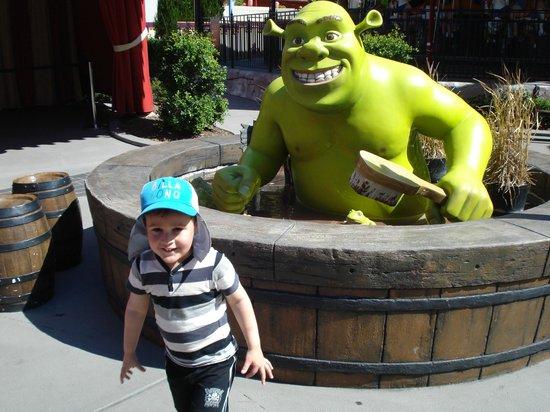 Dreamworld: Shrek