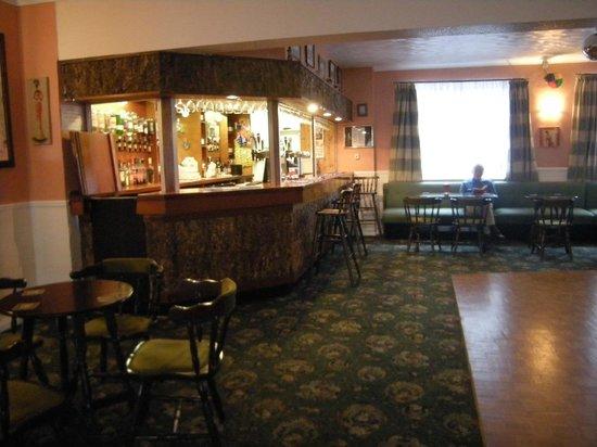 Cygnet Hotel: Bar