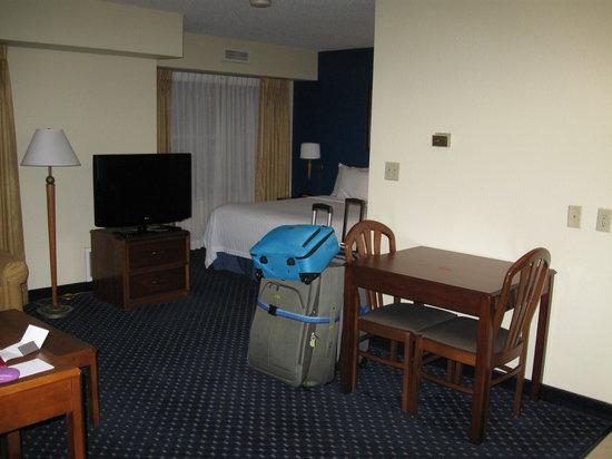 Residence Inn Chicago O'Hare: Room View