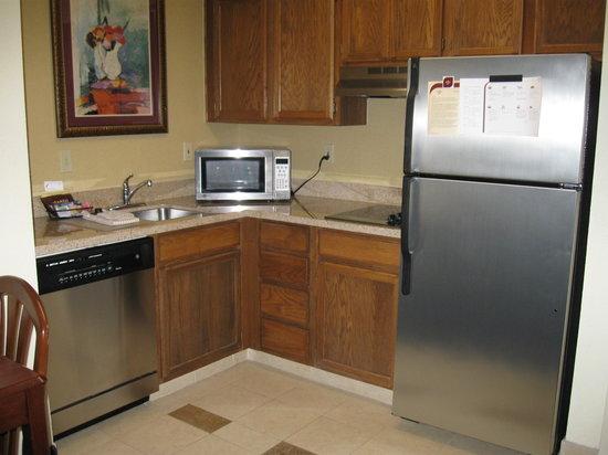 kitchenette picture of residence inn chicago o 39 hare rosemont