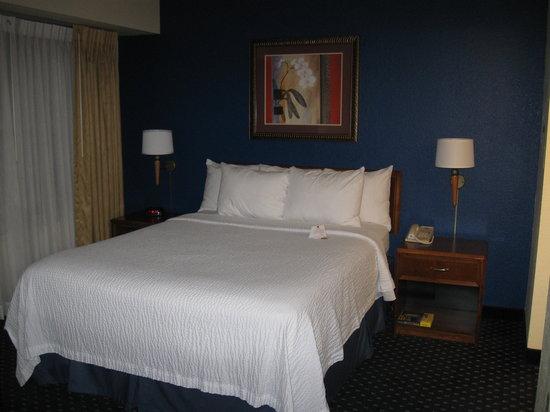 Residence Inn Chicago O'Hare : King Size Bed