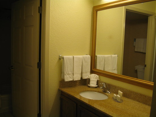 Residence Inn Chicago O'Hare : Bathroom