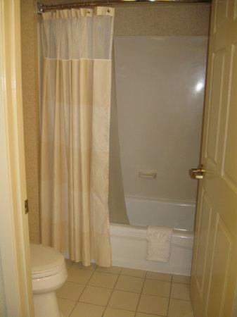 Residence Inn Chicago O'Hare : Shower