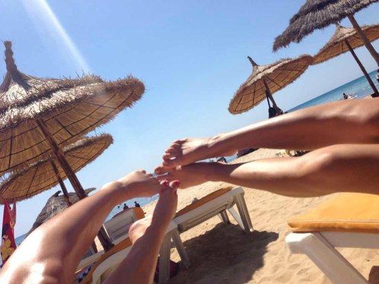 Lella Baya : beach