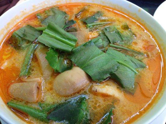 Angkor RF Boutique Hotel: Tomyum Soup