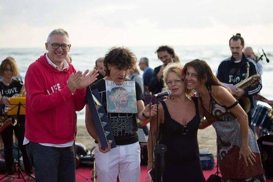 Barbara (io) - Picture of Playa del Sol, Riccione - TripAdvisor