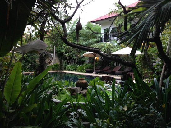 Angkor RF Boutique Hotel: Pool