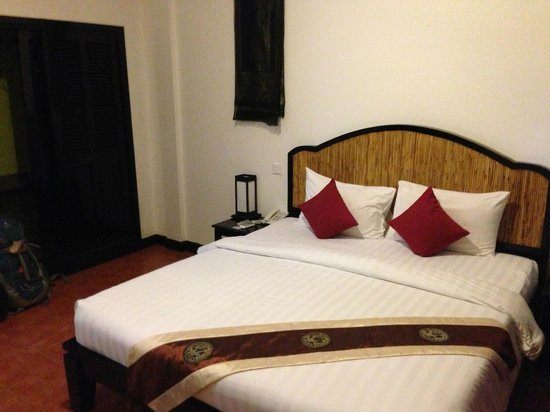 Angkor RF Boutique Hotel: Room