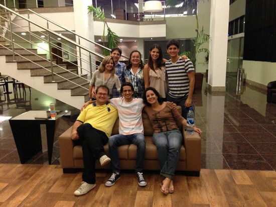Intercity Manaus: HALL DE ENTRADA