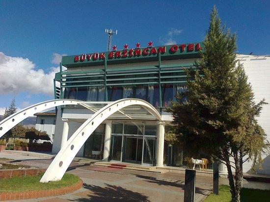 Büyük Erzincan Otel