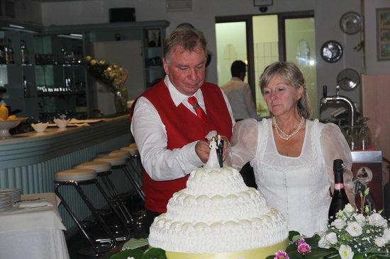 La Primavera: Die hausgemachte herrliche Hochzeitstorte
