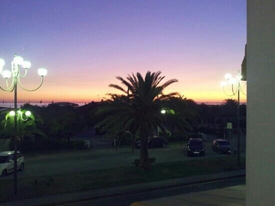 Hotel Alk: tramonto