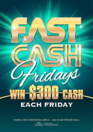 Allenstown Hotel: Fast Cash Friday's