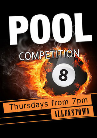 Allenstown Hotel: Every Thursday our Local Pool Challenge