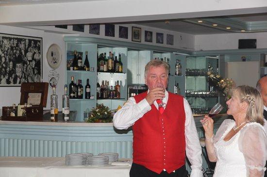 La Primavera: Die einladende Bar