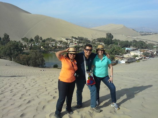 Lima Discover: Southern tour