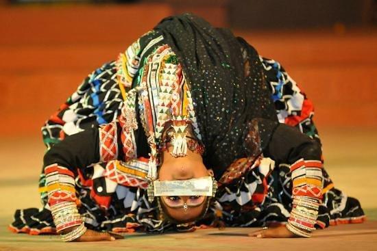 Inder Residency: dancing night