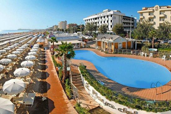 Veduta Playa del Sol - Picture of Playa del Sol, Riccione - TripAdvisor