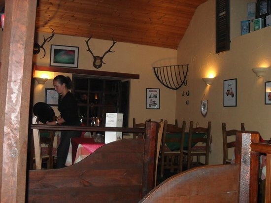 La Mangiatoia: sala