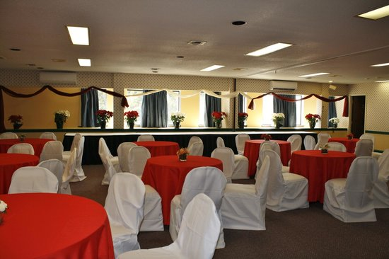 Quality Inn Plainfield: Banquet Room