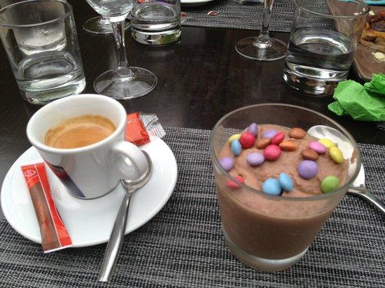 Le Souline : Mousse au Nutella