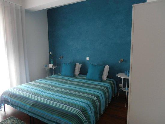 Casa do Platano : Chambre Turquoise