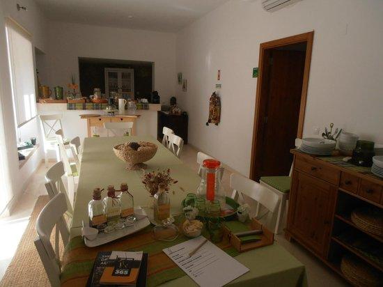 Casa do Platano : Pièce de convivialité