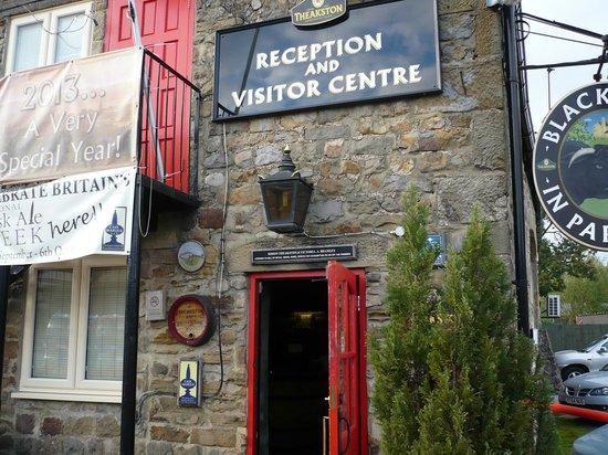 Theakston Brewery: Theakston Visitor centre
