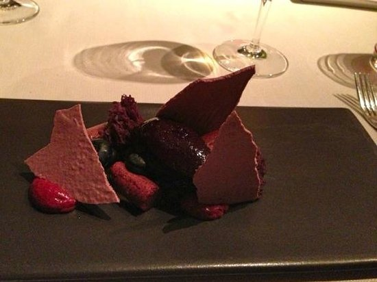 Andrew Fairlie @ Gleneagles: Degustation