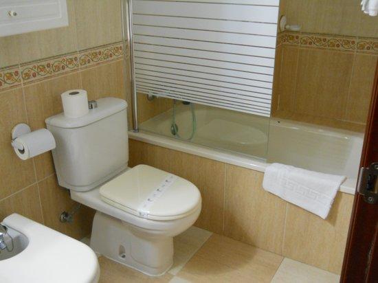 Albero: bagno stanza 116