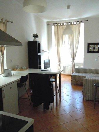 Happy Prague Apartments: 3-Prague--Happy-Prague--chambre