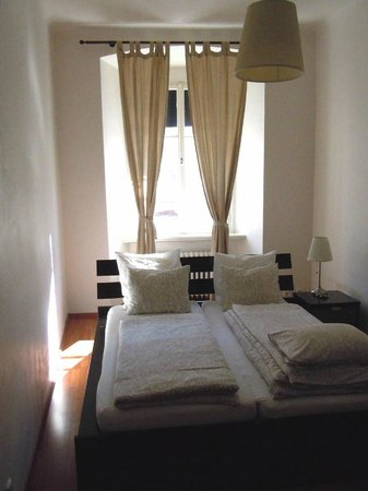 Happy Prague Apartments: 4-Prague--Happy-Prague--chambre