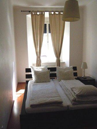 Happy Prague Apartments: 4-Prague--Happy-Prague--chambre