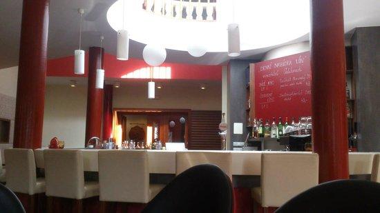 Sporthotel Zaton: Bar area