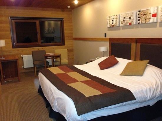 Puerto Chico Hotel: habitación superior