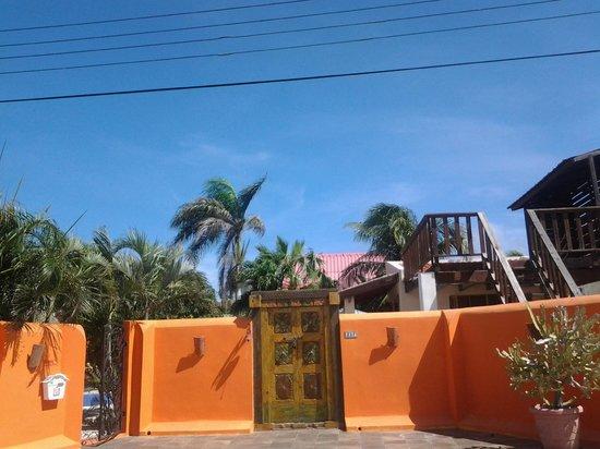 Villa Punta Salina: Entrada