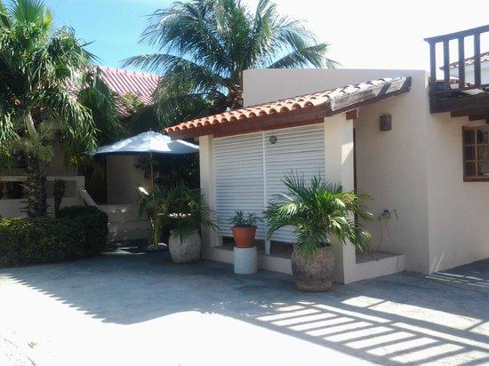 Villa Punta Salina: Casa de Oliver