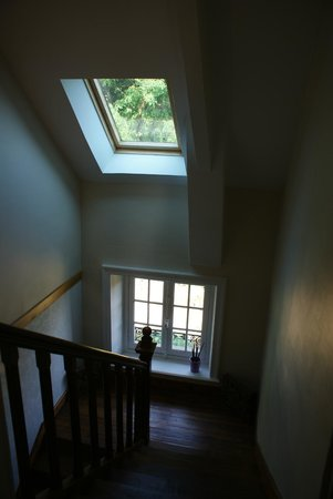 Le 14 St Michel : Staircase