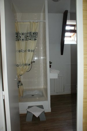Le 14 St Michel : Shower